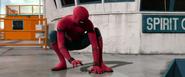 Crouching Spider-Man (Staten Island Ferry)