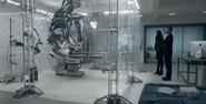 Inhuman testing machine