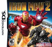 IronMan2 DS US cover