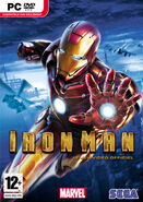 IronMan PC FR cover