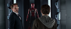 Presenting the New Suit (Homecoming)