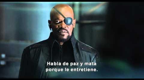 The Avengers Los Vengadores - Escena de Loki en prisión (Subtitulado)