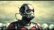 Ant-Man Tries On His Suit for the First Time - Marvel's Ant-Man