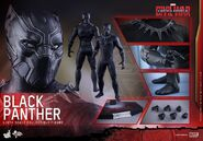 Black Panther Civil War Hot Toys 16