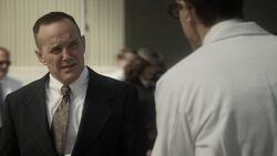 Coulson is told the bad news by Vega