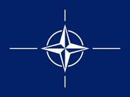 Flag of the NATO