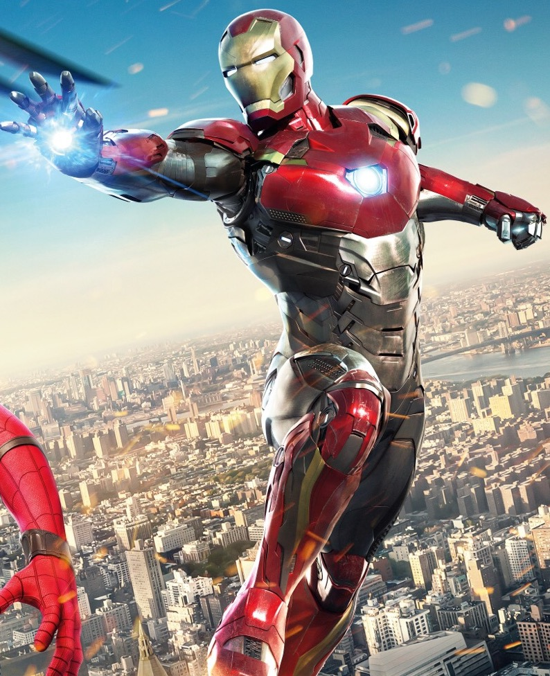 Image - Mark 47 (Spider-Man Homecoming Poster).jpg ...