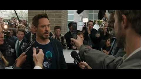Marvel España Iron Man 3 Trailer Oficial HD