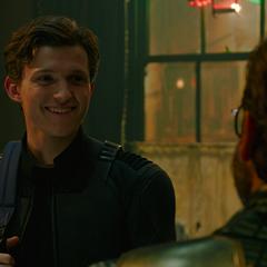 Parker le confía el control de E.D.I.T.H. a Beck.