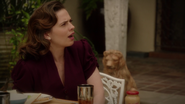 Peggy Carter - Surprised (2x10)