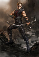 The Avengers 2012 concept art 33