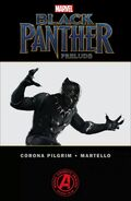 Black Panther Prelude Issue 2 Cover