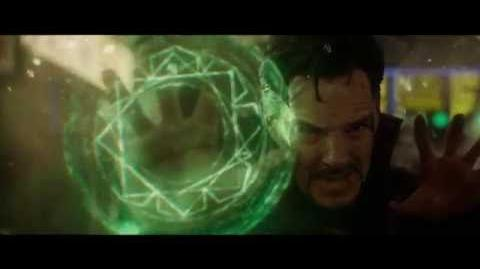 Doctor Strange de Marvel Spot 'Rebobinar'