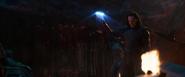 Loki Conjures the Tesseract