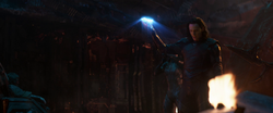 Loki Conjures the Tesseract