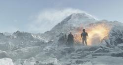 Strange en Everest