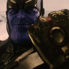 Thanos se embarca en la búsqueda de las Gemas del Infinito personalmente.