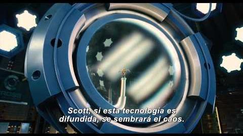 Ant-Man El Hombre Hormiga - Hank Pym