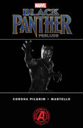 Black Panther Prelude Issue 1 Cover