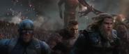 Cap Hulk Thor Korg