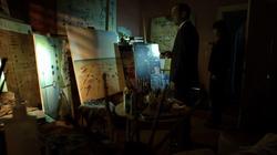 Coulson investiga la escena