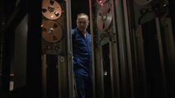 Coulson opts to go down to the basement