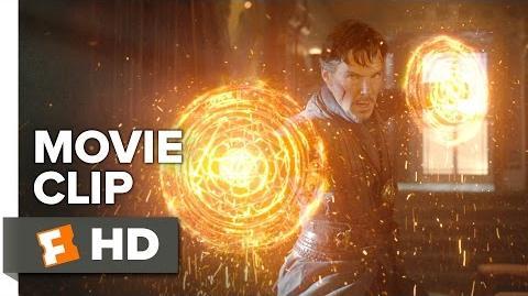 Doctor Strange Movie CLIP - Sanctum Battle (2016) - Benedict Cumberbatch Movie