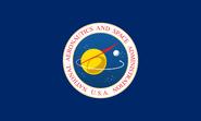Flag of NASA