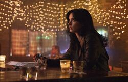 Jessica Jones bar Season 3