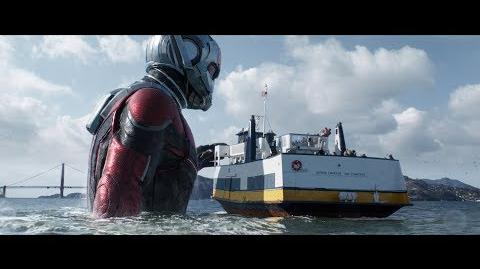 Marvel Studios' Ant-Man and The Wasp Powers TV Spot