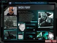 S.H.I.E.L.D. files Fury