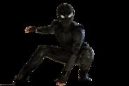 Spider-Man Stealth Suit (Transparent)
