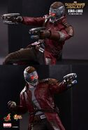 Star-Lord Hot Toy 6
