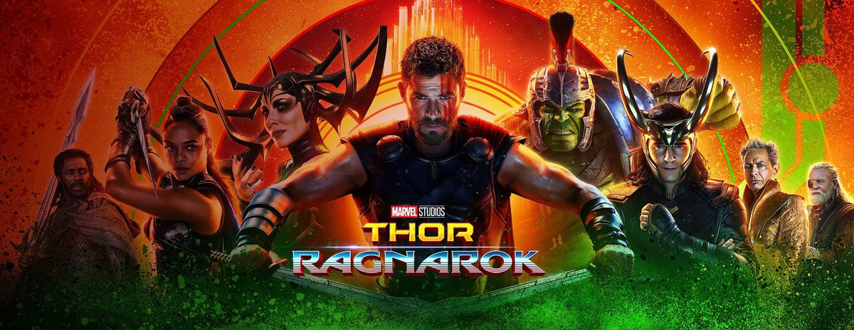 Image result for thor ragnarok poster