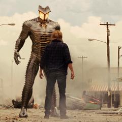Thor decide sacrificarse para salvar a los humanos.