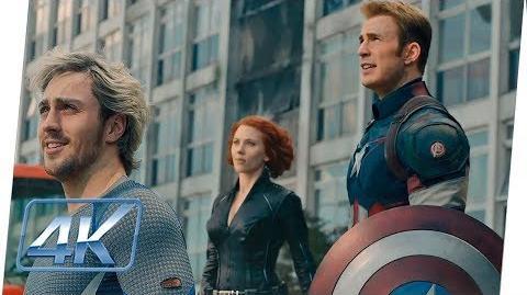 Batalla En Sokovia (3 3) Avengers Age Of Ultron (2015) Español Latino