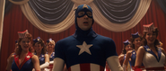 Captain America feat. Star Spangled Dancers
