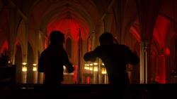 Duel at Clinton Church