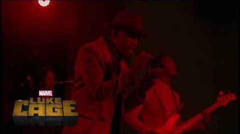 Raphael Saadiq - Angel (Luke Cage nightclub song)