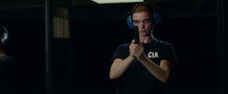Sharon CIA