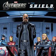 The Avengers- The S.H.I.E.L.D. Files