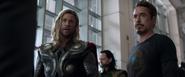 Thor Odinson & Tony Stark