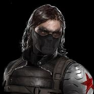 Winter Soldier Concept