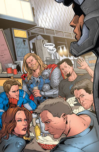 Avengers Rhodes