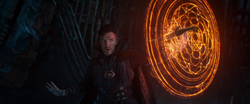 Doctor Strange's Shield (Drax's Knife)