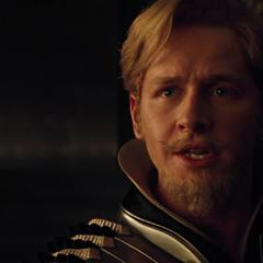 Fandral cuestiona la idea de ir a Jotunheim.