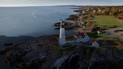 Present Day Lighthouse