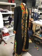 T'challa finished robe
