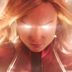 Danvers libera y domina sus auténticos poderes.