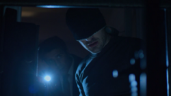 Daredevil and Nadeem-The Safe